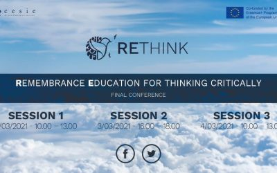 RETHINK 3rd Newsletter